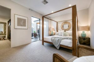 The Malta Master Bedroom by GO Homes