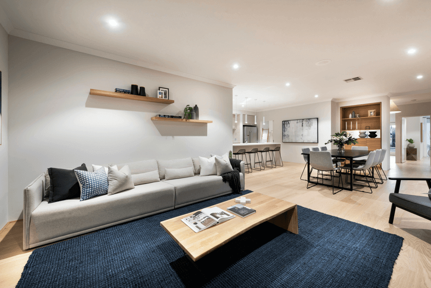 The Cove Display Elevation by GO Homes