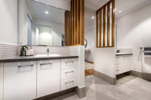 The Kooloora ensuite by GO Homes