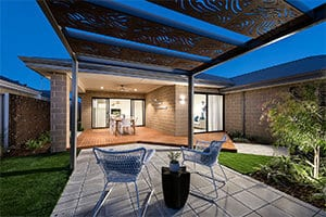 The Importance of Texture Alfresco by GO Homes
