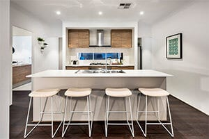 The Clifton kitchen by GO Homes