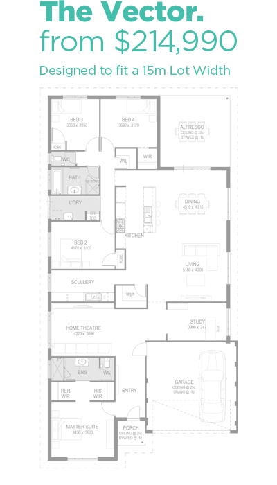 The Vector Floorplan