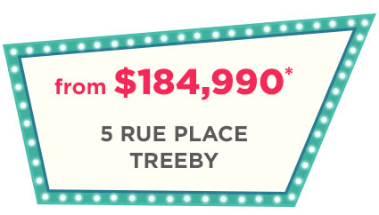 Address price for 5 Rue Place Treeby